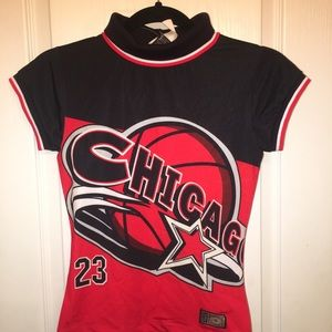 Chicago basketball shirt size small